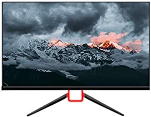 LZSHENG 27 inch 75Hz HD 1080P Flat Panel Screen MVA LCD Display Gaming Monitor Without Frame