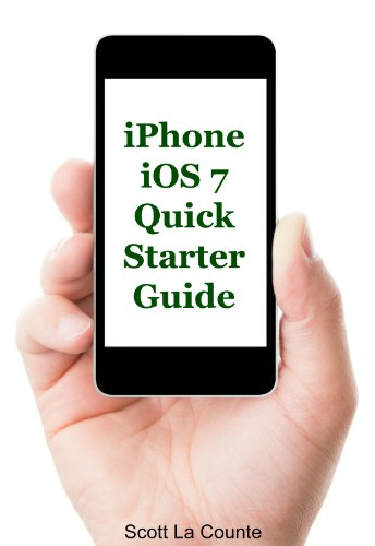 amazon com iphone ios 7 quick starter guide for iphone 4 iphone rh amazon com iPhone iOS 6 iPhone iOS 1