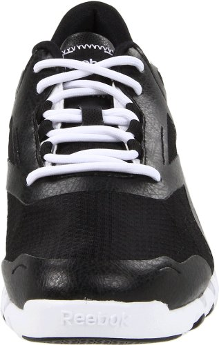 Reebok Zignanofuse Train II Black-white-Salty grey - 42