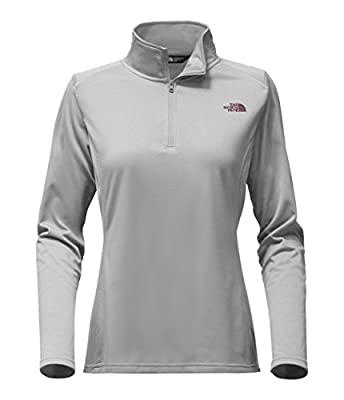 The North Face Tech Glacier 1 4 Zip Womens