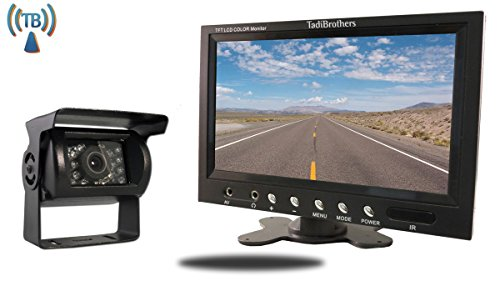 Tadibrothers Monitor Wireless Mounted Backup