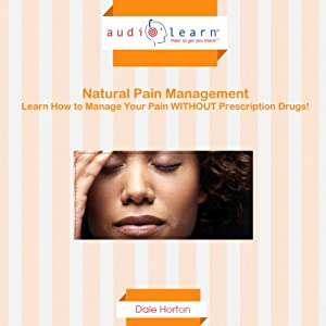 Natural Pain Management AudioLearn Audiobook