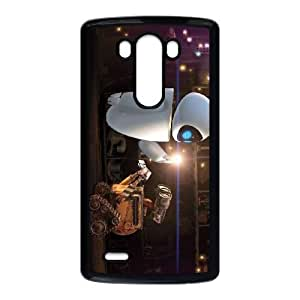 LG G3 Black phone case Disney characters Wall-E DIS2894626