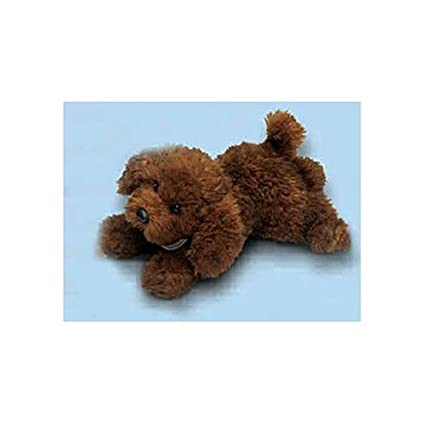 Russ Plush - Yomiko Classics - BROWN POODLE (11 inch)