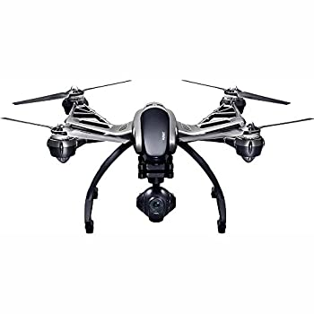Yuneec Q500 4K Typhoon RTF Quadcopter Drone – YUNQ4KUS Bundle Includes Q500 4K Typhoon RTF Quadcopter Drone, PS1205 100-240V AC to 12V DC Adapter, Propeller/Rotor Blade A, and More