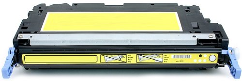 HP Q6472A Q6472A Compatible Yellow Toner For Use With The HP LaserJet 3600 Series Printers, Office Central
