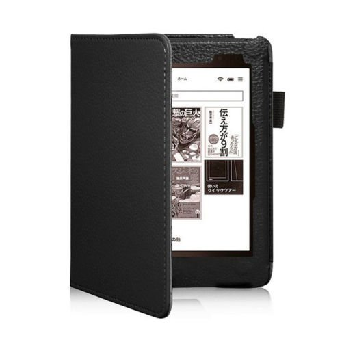 Funda con tapa de piel para lector eBook Reader Mondadori, Kobo ...