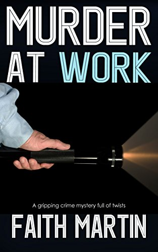 MURDER AT WORK a gripping crime mystery full of twists cover