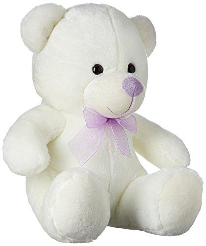Dimpy Stuff Best Mum Bear With Heart, Cream (33 cm)