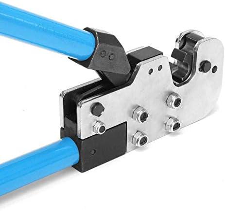 SYF-SYF プライヤーハンドツール、圧着プライヤー8-3 / 008-80mm²ターミナルケーブルラグプラグクリンパー ペンチ