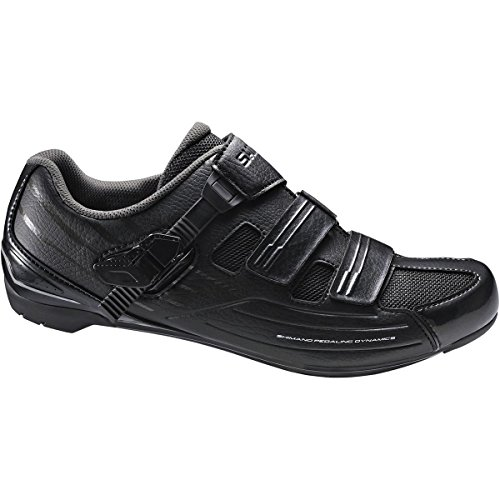 Where to Shop Shimano SH-RP3 Cycling Shoe – Wide – Men's Black, 47.0