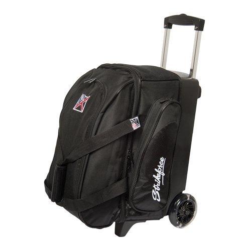 KR Strikeforce Cruiser Smooth Double Roller Bag, Black