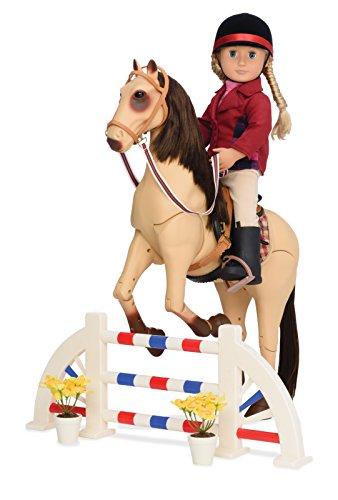 Equestrian Set (Our Generation Dolls Equestrian Style Set)