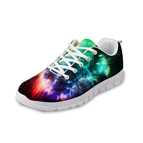 FOR Running Mesh Women's amp; Galaxy Breathable DESIGNS Fashion Multi Sneakers B Shoes Men's U qwxvqp6rH