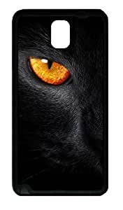 Black Panther Custom Designer Samsung Galaxy Note 3 / Note III/ N9000 - TPU - Black