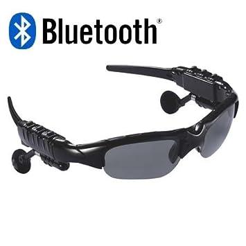 bastante agradable f7a09 df277 Gafas de Sol MP3 4GB Bluetooth con Radio FM