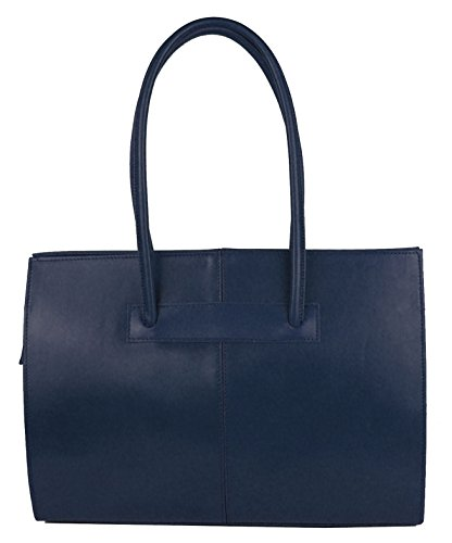 Bags4less Shoulder Bag Laptop Dark Strap Black Handbag Bag Shoulder With Carpe Blue agq0ra