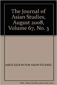 Journal, NZASIA, The New Zealand Asian Studies Society