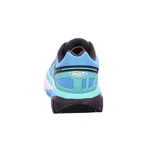 MBT Gt 16, Zapatos de running, Mujer Blue/Cyan