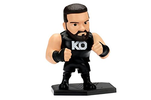 """Metals WWE Classic 4"""" Kevin Owens  Toy Figure"""