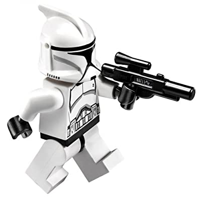 LEGO Star Wars - Minifigure Clone Trooper with Blaster - x1 Loose