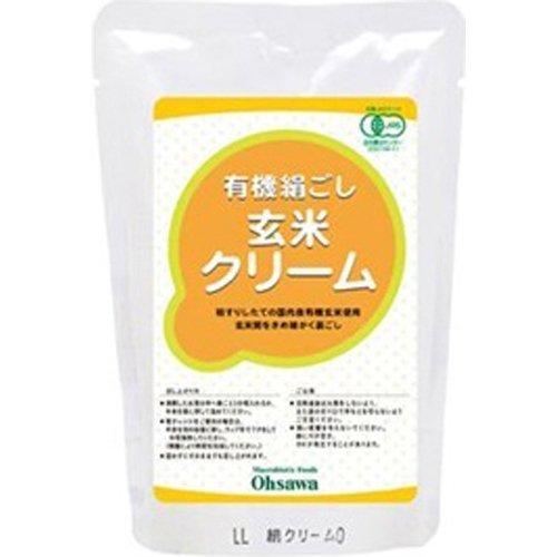 Osawa organic silken brown rice cream 200g