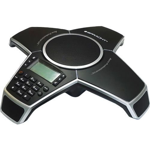 (Aura Professional UC Conference Phone - PSTN, USB, and 3.5 mm Line in for Cell phone/Tablets)