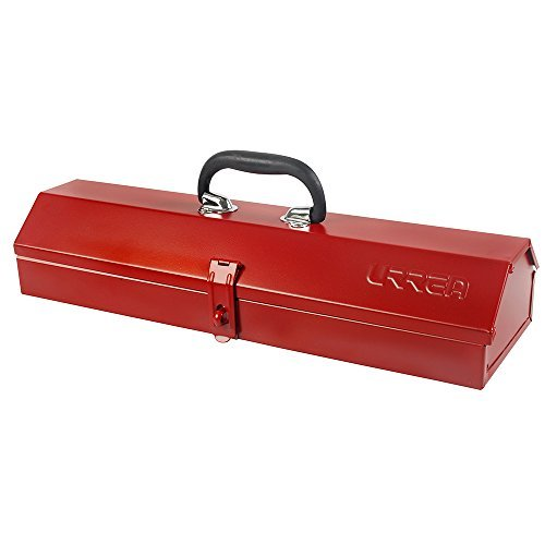 Metal Tool Box 18L X 6W X 3-4/7H 24 Sheet Gauge [並行輸入品] B078XLNNBX