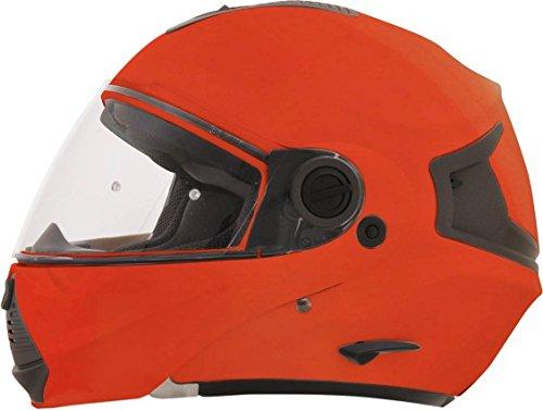 AFX 01001475 FX-36 Modular Solid Helmet (Safety Orange, (Afx Fx 20 Helmets)
