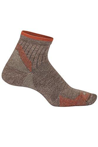 gsAway Solstice Canyon Quarter Sock, Oatmeal Heather, Medium/Large ()