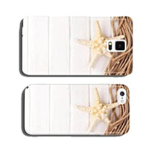 Summer time sea vacation background cell phone cover case Samsung S5