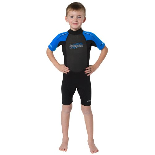 Hyperflex Children's ACCESS 2mm Back Zip Spring