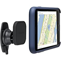 Magnetic Car Mount, SINJIMORU Magnetic Phone Holder for iPhone and Android Smartphone, iPhone Car Mount with Magnet. SINJIMORU Magnetic Phone Mount, Black.