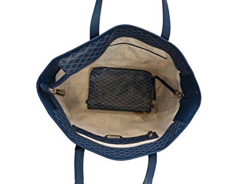 Bag Bag Blue Pourchet Women's Women's Pourchet Shoulder Blue Shoulder blue vTHdHqa1