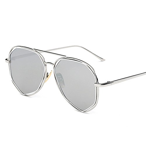 de Gafas Shop de sol 6 sol polarizadas polígonos color Gafas gafas polarizadas huecos sapos Cinco en personalizadas películas 11fRqrxE