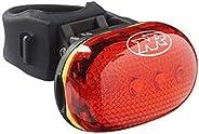 Pisca NiteRider para Bicicleta Traseiro Vista Light Tail Light 5.0 Vermelho