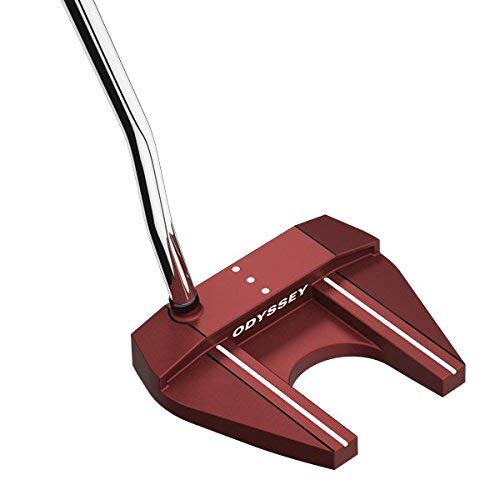 Amazon.com: Odyssey 2017 O-Works Red #7S Putter, 35 in ...