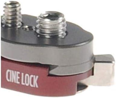 16x9 5-Piece Cine Lock Cinematic Quick Release System Mounting Bracket