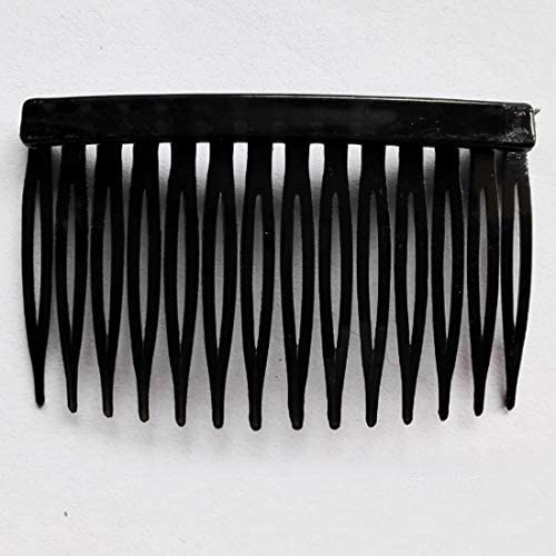 uu19ee Halloween Coiffure Fille /Él/égant Tulle Cosplay Coiffure Accessoires De Cheveux Noir Plus Insertion Peigne Dentelle Brod/ée De Voile
