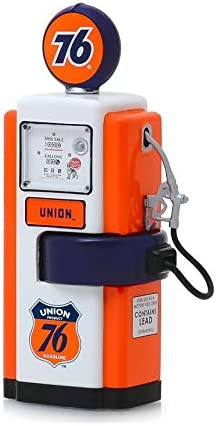 GREENLIGHT 14070 C GAS PUMP For 1//18 1954 TOKHEIM 350 TWIN PUMP GULF OIL