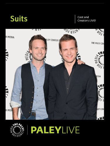 Suits: Cast and Creators Live at the Paley Center