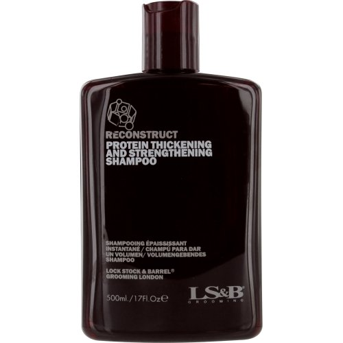 Lock Stock & Barrel Reconstruct Protein Thickening and Strengthening Shampoo, 17 - Ls Stock
