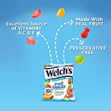 Welch's Fruit Snacks, Fruit Punch & Island Fruits