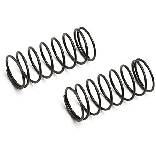 Team Associated 8232 Front Shock Spring Black by Team Associated