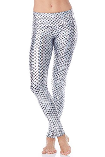 Purusha People Northern Sky Mermaid Legging