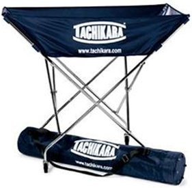 Tachikara Collapsible Hammock Volleyball Cart w/Nylon Carry Bag by Tachikara (Image #1)
