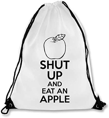 Shut Up and Eat An Apple Kordelzug