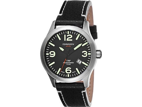 Torgoen Automatic Mens Watch T32102