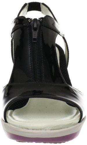 Sandalo Con Cinturino Alla Caviglia Johannes Easy Spirit Nero