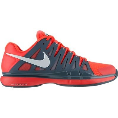 d6b2886fdb1a Nike Mens Zoom Vapor 9 Tour Tennis Shoes for Roger Federer Atomic  Red White Grey 488000-614 Size 10.5 - Buy Online in UAE.